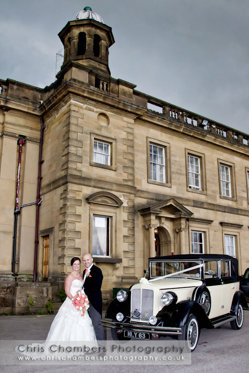 Wortley Hall wedding venue near Sheffield. Wedding photography at Wortley Hal
