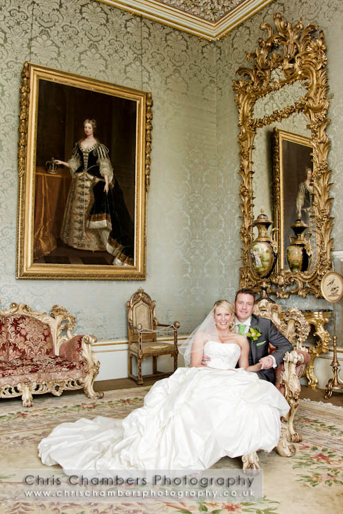 Allerton Castle recommended wedding supplier. Wedding photographer Allerton Castle