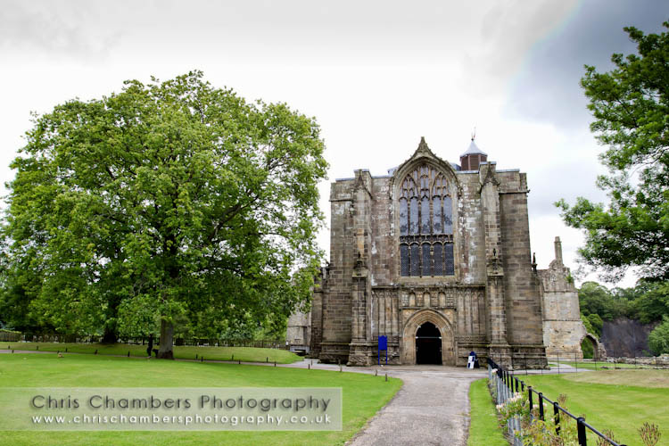 Bolton Abbey Priory