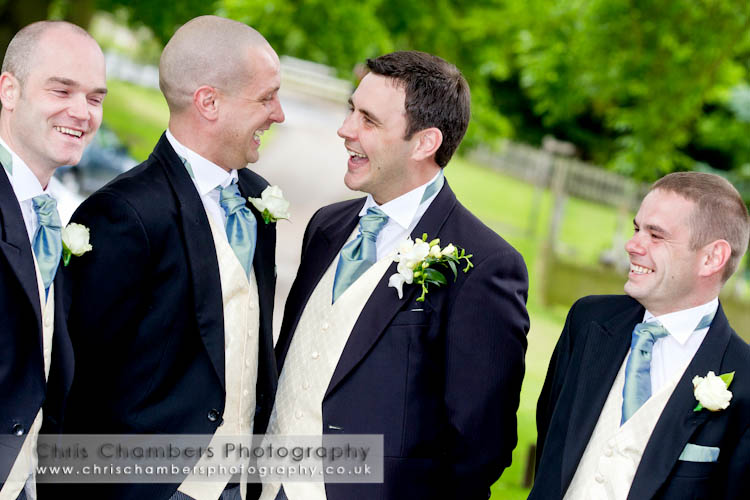 Weddings at Bolton Abbey Priory - wedding photography Chris Chambers