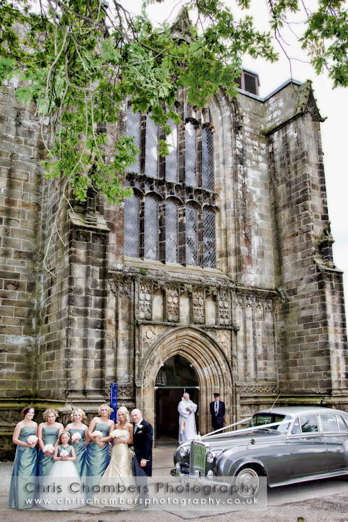 Weddings at Bolton Abbey and the Devonshire Arms