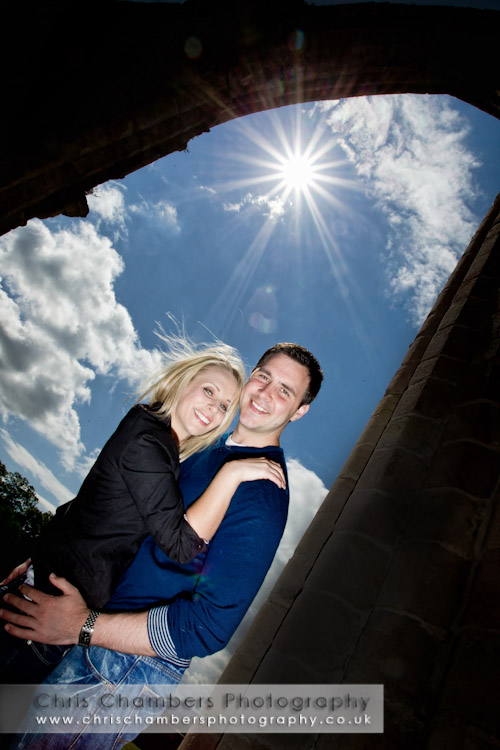 Bolton Abbey Pre-wedding photo shoot
