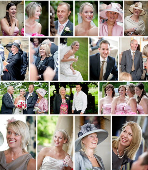 Walton Hall at Waterton park wedding photography from Chris Chambers Photography, award winning West Yorkshire wedding photographer