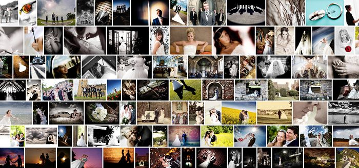 Wedding photography galleries reach 100,000 photographs