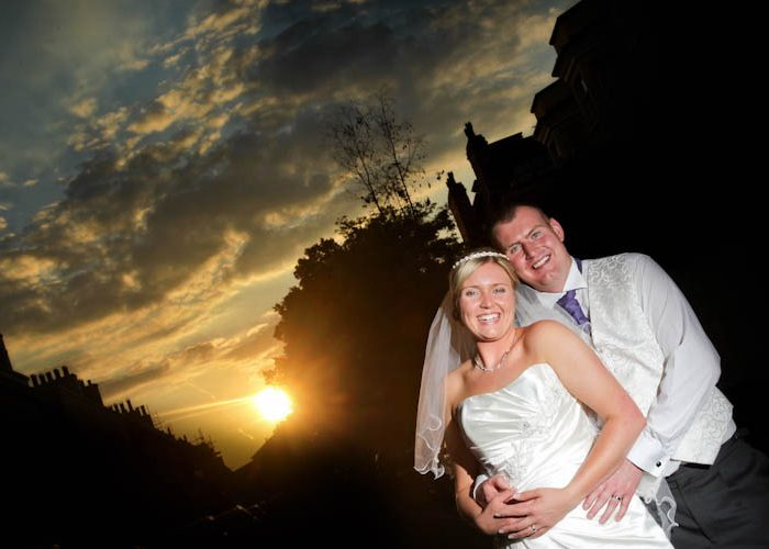 Newstead Abbey wedding photography for Andrew and Emma's wedding in Nottinghamshire