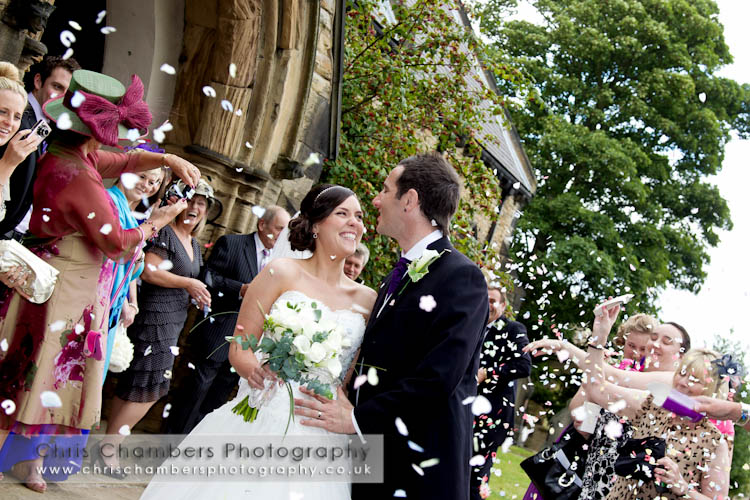 Walton hall wakefield wedding photography - Waterton Park Hotel Weddings