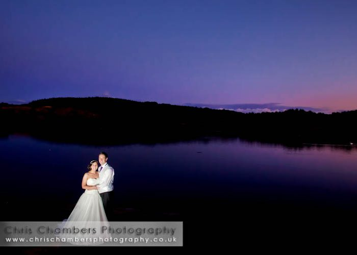 Waterton Park Hotel Wedding photography - Gareth and Catherine's wedding