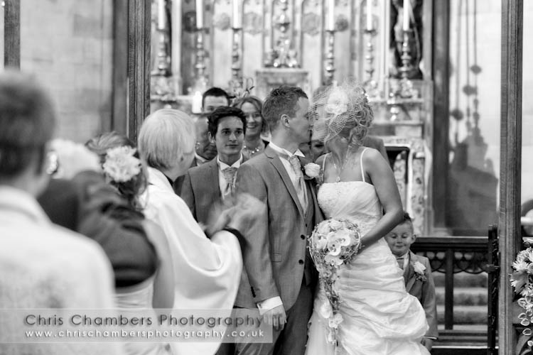 Kings Croft weddings - wedding photography from Pontefract wedding photographer Chris Chambers