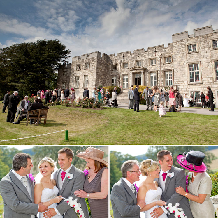 Weddings at Hazlewood Castle near York