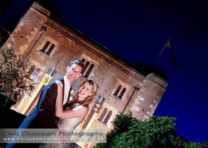 Hodsock Priory in Nottinghamshire wedding photography - Phil and Kats' wedding day