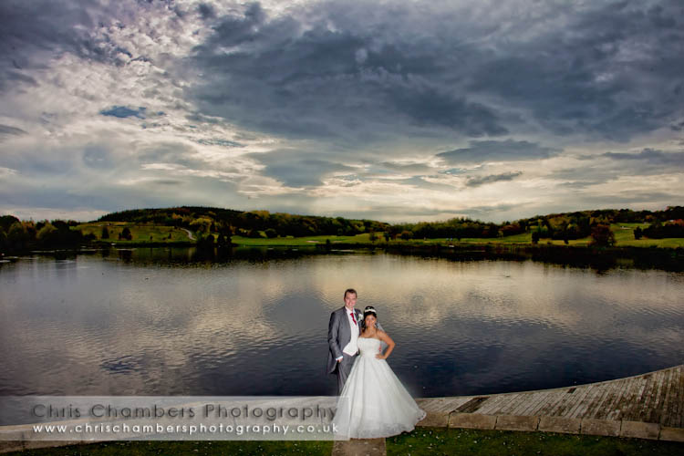 Waterton Park Hotel wedding photographers