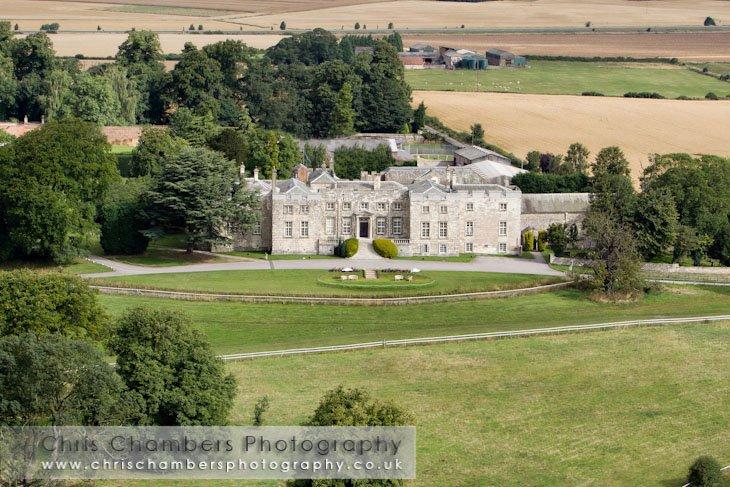 Hazlewood Castle photographs