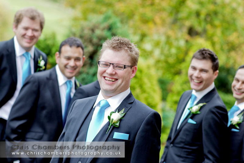 Wakefield wedding photographer - Walton Hall at Waterton Park wedding photographs