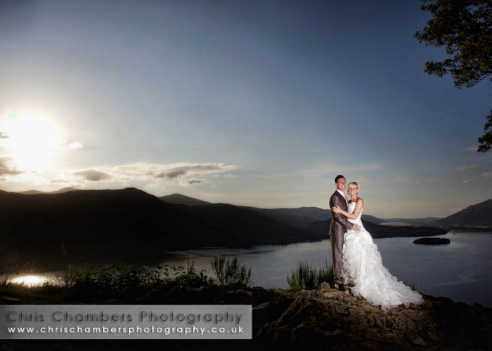 Lake District weddings portfolio shoot on the 20th October.
