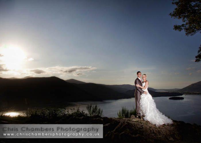 Lake District weddings portfolio shoot on the 20th October.