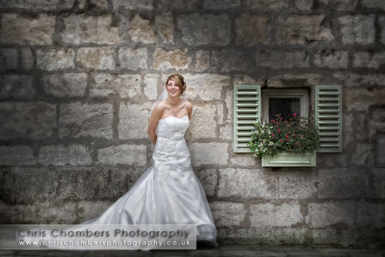 Hazlewood Castle weddings