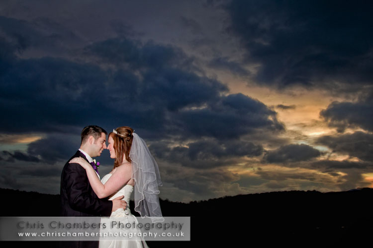 Walton Hall weddings -  Wakefield wedding photography