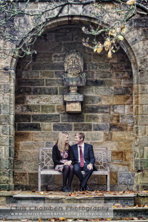 Rudding Park wedding photography - pre-wedding shoot