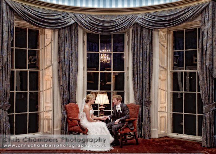 Rudding Park Wedding Photography - Kevin and Antonella's wedding