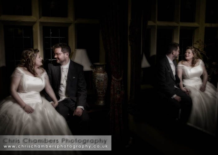 Goldsborough Hall wedding photography - Mark and Lesley's wedding at Goldsborough Hall