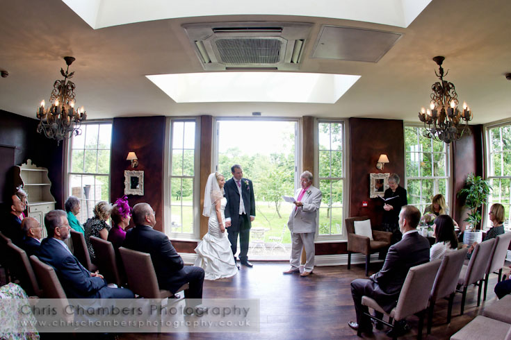 Yorebridge House wedding photographer