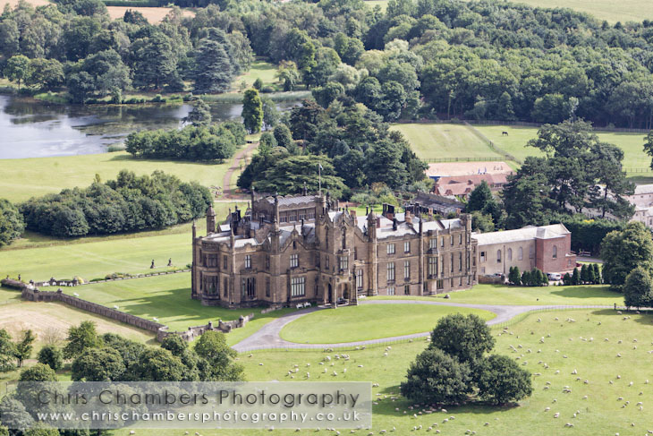 Allerton-castle photograph - photo from chris Chambers