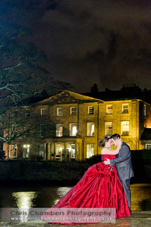 Walton Hall and Waterton Park wedding photography