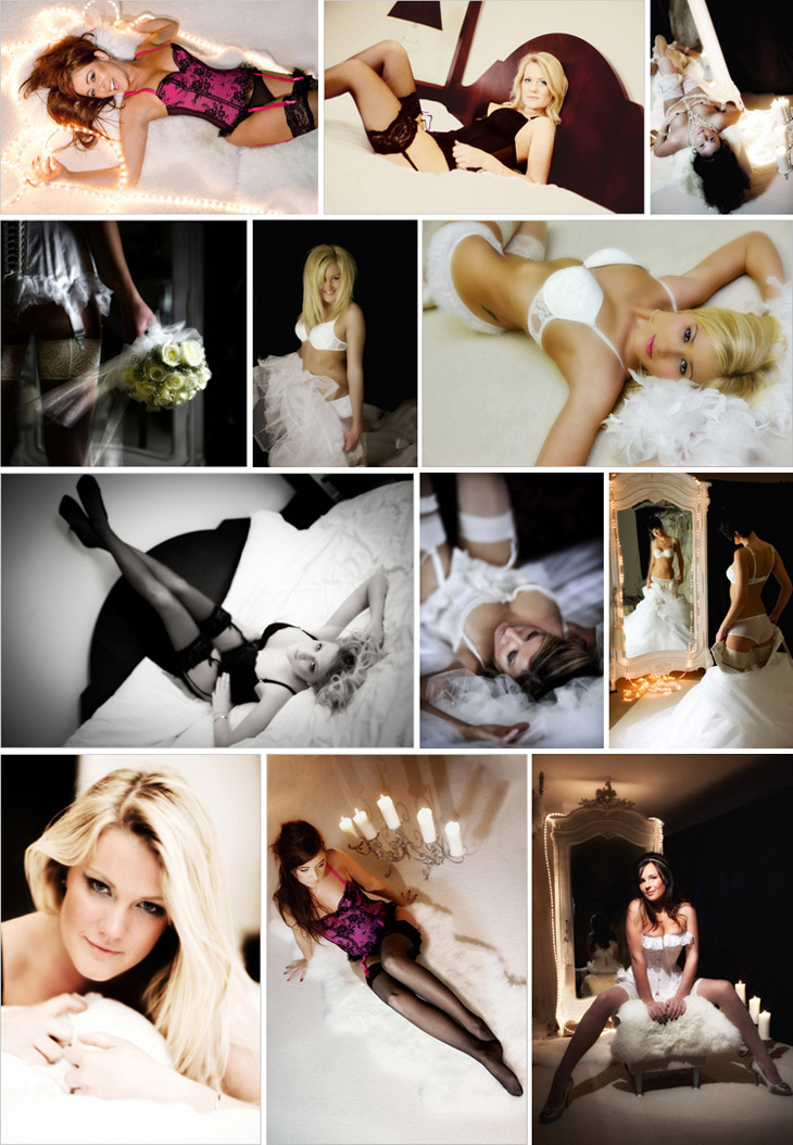 Boudoir photography training