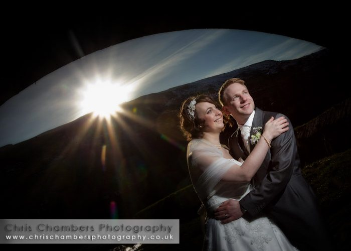 The Red Lion at Burnsall weddings - Ross and Caroline's wedding photography