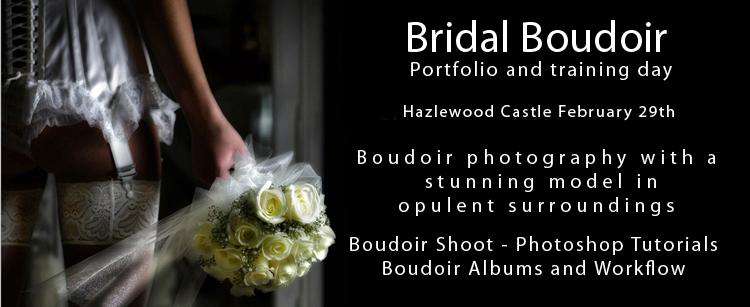 Boudoir photography training courses