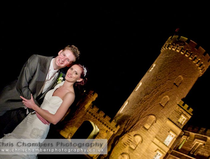 Swinton Park wedding photography : Matt and Jen's wedding at Swinton Park