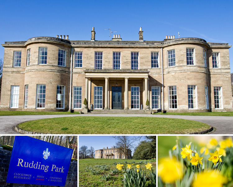 Rudding park wedding venue near Harrogate North Yorkshire