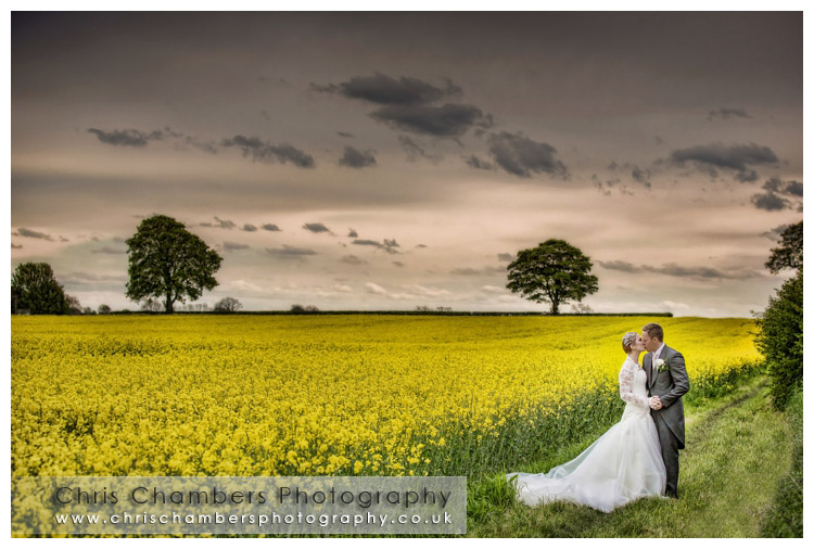 Wedding Photography at The Crab and Lobster North Yorkshire.