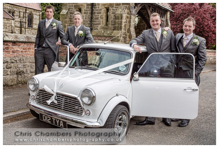 Baldersby St James wedding photoraphy