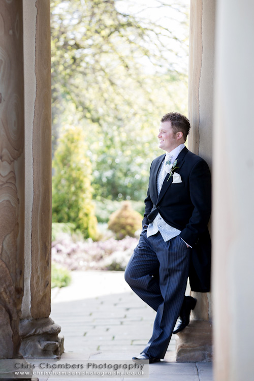 Walton Hall at Waterton Park Hotel wedding photographer. Gary and Ruth's wedding photographs.