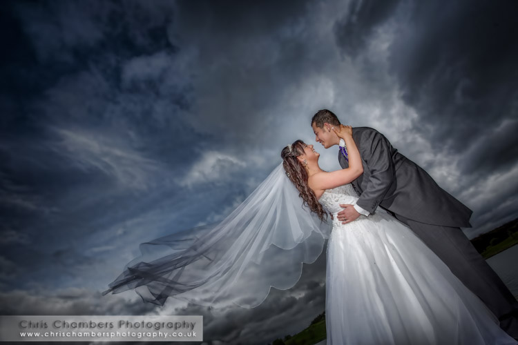 Wedding photographs from Waterton Park Wakefield