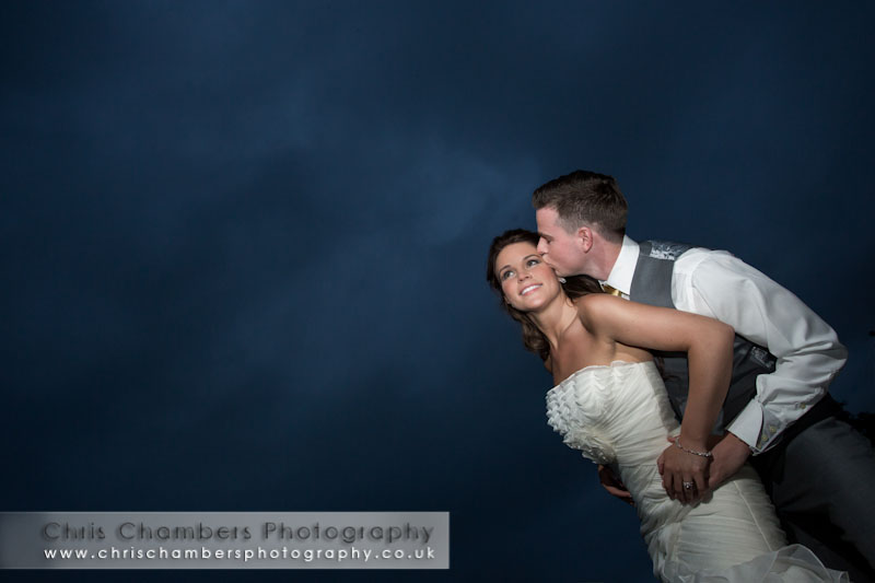 Allerton Castle recommended wedding photographer