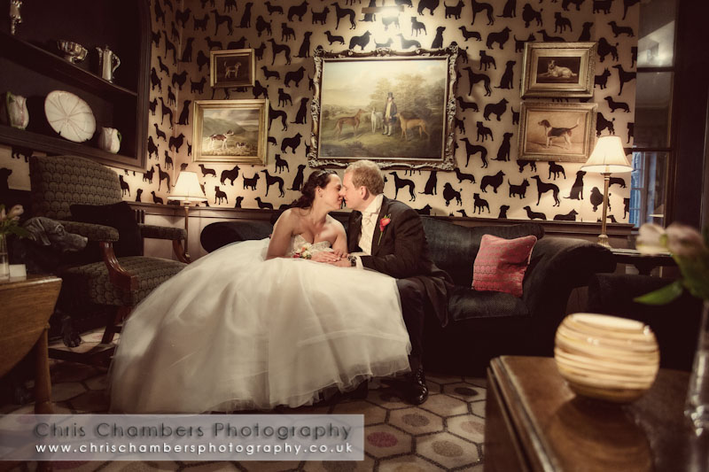 Bolton Abbey wedding photography - The Devonshire Fell at Bolton Abbey