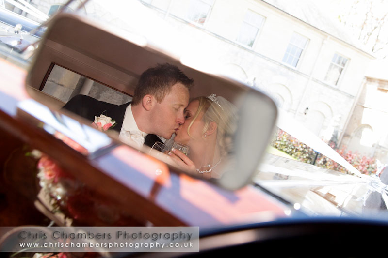 Hazlewood Castle wedding photographer - weddings at Hazlewood Castle near York