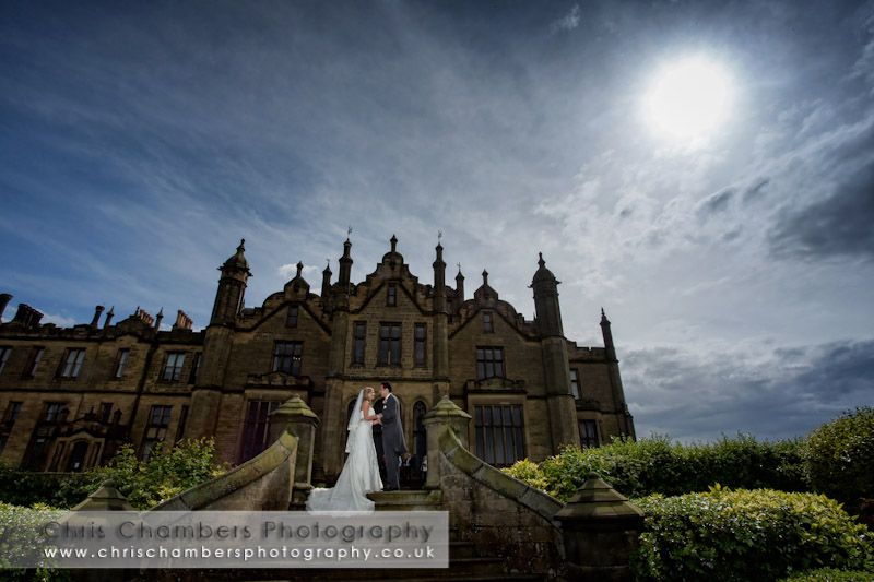 Allerton Castle Wedding Photography