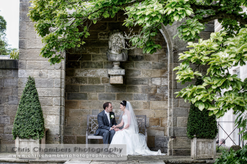 Weddings photos at Rudding Park Harrogate