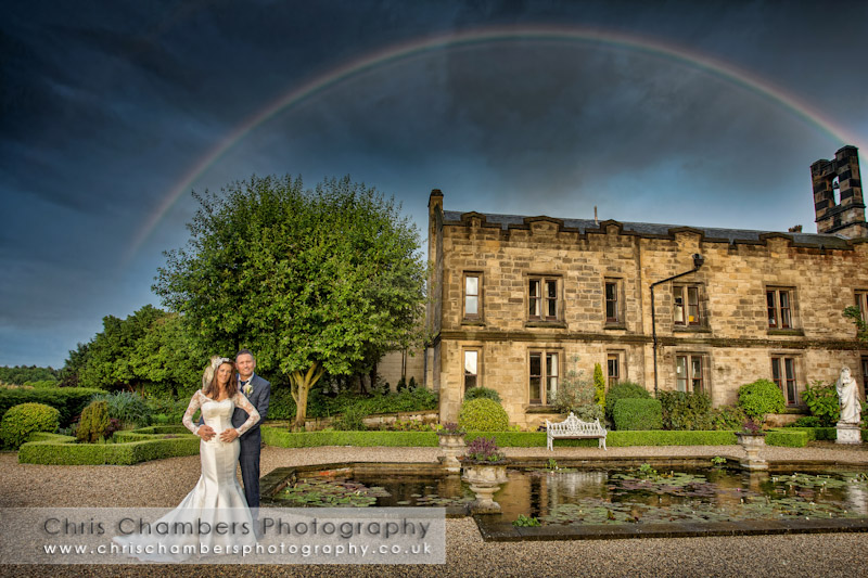 Allerton Castle wedding photography - Allerton Castle wedding photos