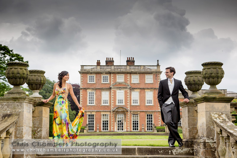 Newby Hall wedding photography