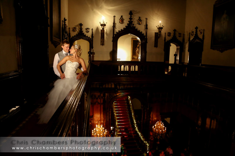 Allerton Castle weddings - wedding photos