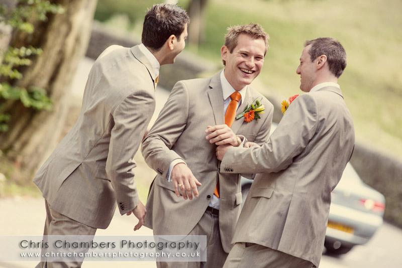 wedding photographs yorkshire dales weddings