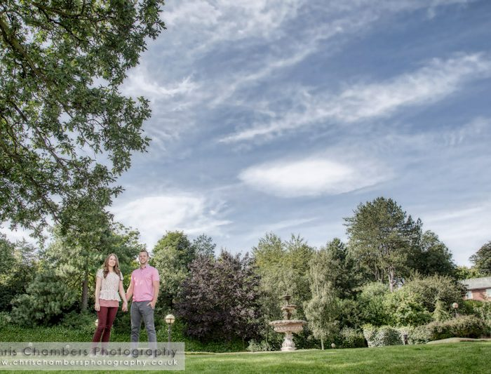 Liam and Laura's pre-wedding shoot at Oulton Hall - Leeds wedding photography | Yorkshire Wedding Photography | Leeds Wedding Photographer