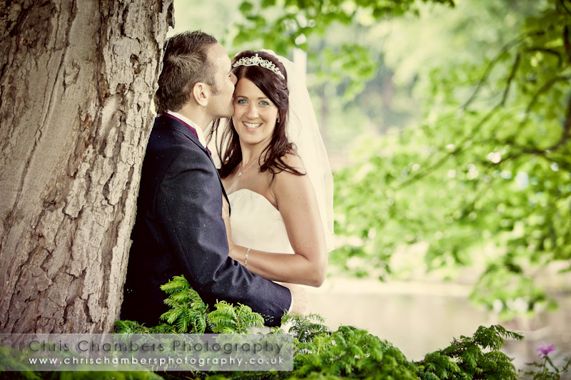 Waterton Park Hotel weddings