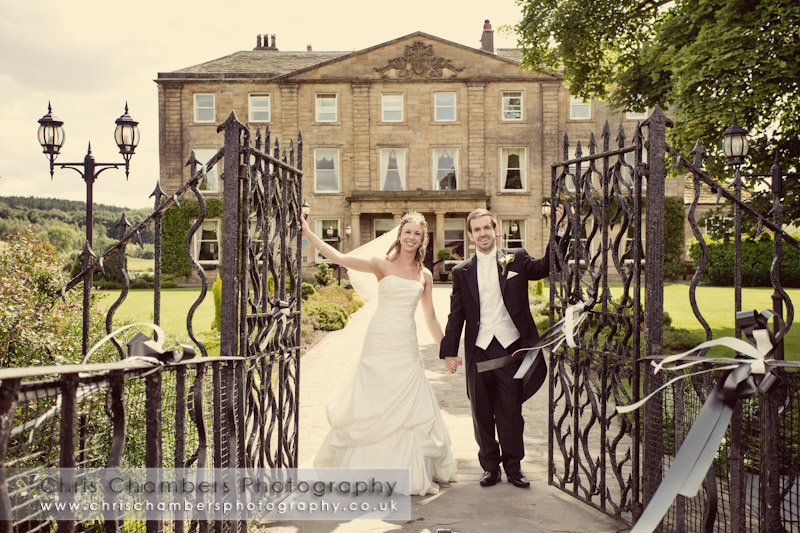 Walton Hall at WatertonPark-wedding photographs