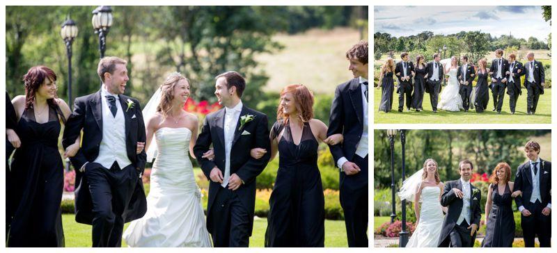 Walton Hall at WatertonPark-wedding photographs