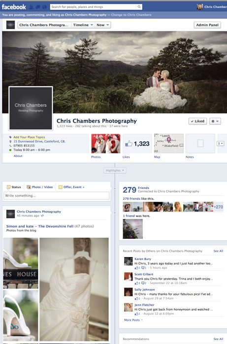 Chris Chambers Photography on Facebook